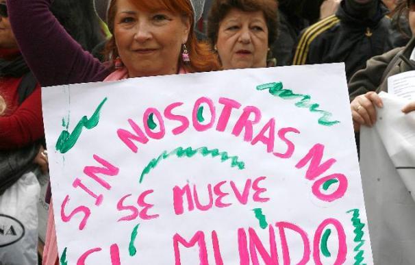 Las empleadas de hogar piden equiparación con el Régimen de la Seguridad Social