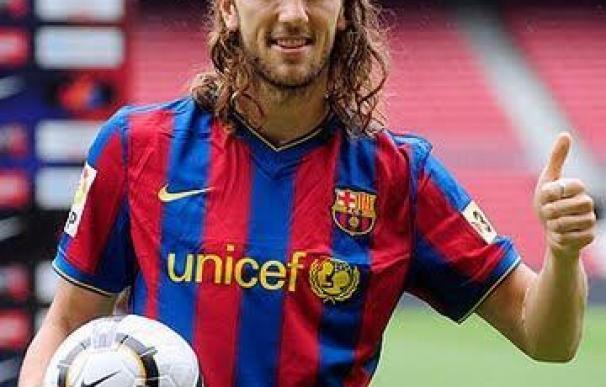 Dmitro Chygrynskiy fichó por el Barça en 2009 por 25 millones de euros