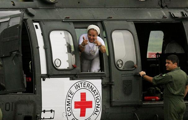 Soldado liberado por las FARC llega a Villavicencio