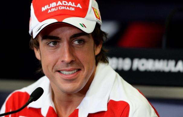 """Alonso asegura que han tratado de """"obtener mucha información de todas las piezas nuevas"""""""