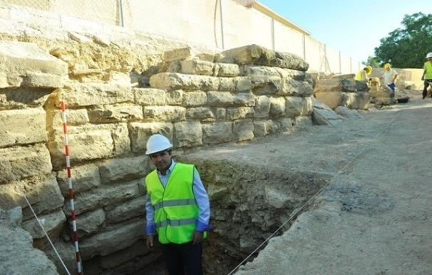"""La exhumación del anfiteatro de Porcuna revela que es """"uno de los coliseos romanos más importantes de España"""""""