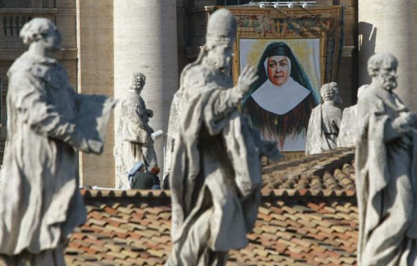 La fundadora de las Siervas de San José se convertirá en la primera santa salmantina