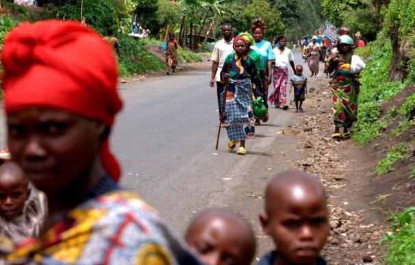 HRW denuncia la matanza de 321 civiles por la guerrilla en la República Democrática del Congo