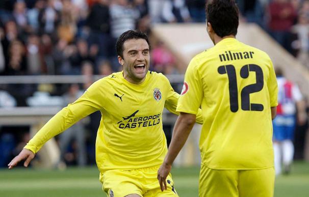 3-0. El Villarreal se aseguró el triunfo gracias a una gran primera parte