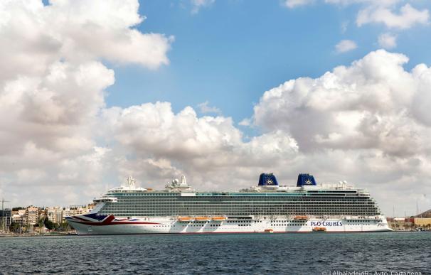 El destino de cruceros Cartagena se sitúa entre los cinco mejores del Mediterráneo por segunda vez