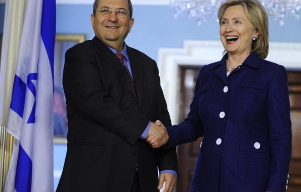 Ehud Barak dispuesto a avanzar en el proceso de paz tras el incidente en Gaza
