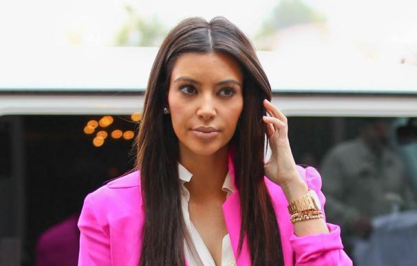 Kim Kardashian asegura haber triunfado gracias a su esfuerzo