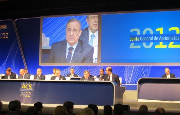 ACS suspende el dividendo de febrero por las pérdidas de ajustar su posición en Iberdrola