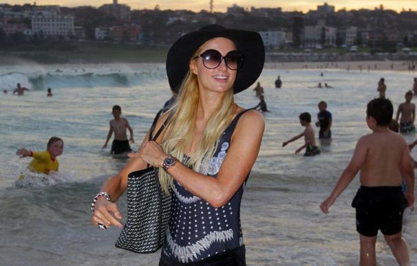 Paris Hilton gana un millón de dólares por rodar un videoclip