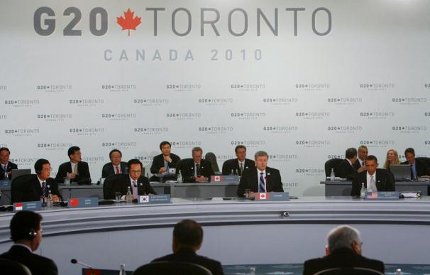 El G20 abraza la austeridad fiscal como vía para consolidar el crecimiento