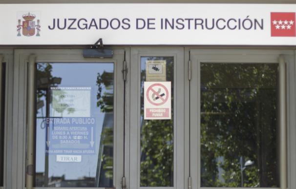 Los jueces de Madrid se reúnen hoy para tratar las medidas propuestas a Justicia para mejorar