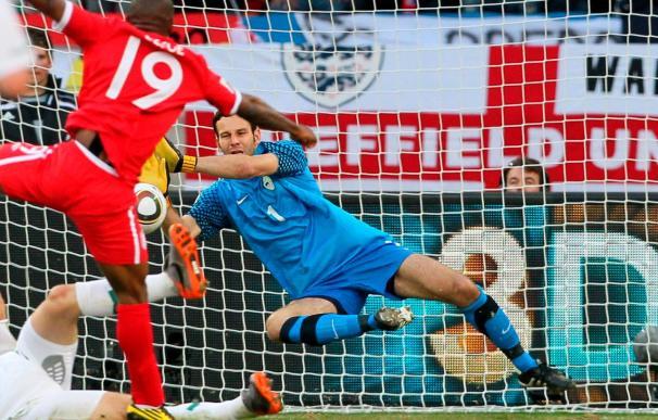 0-1. Inglaterra se mete en octavos como segunda de grupo