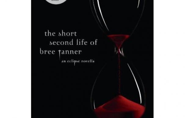 Portada americana de 'La segunda vida de Bree Tanner' de Stephenie Meyer.