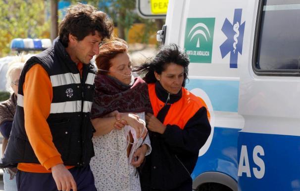Fallece el hombre herido grave en un incendio en Algeciras