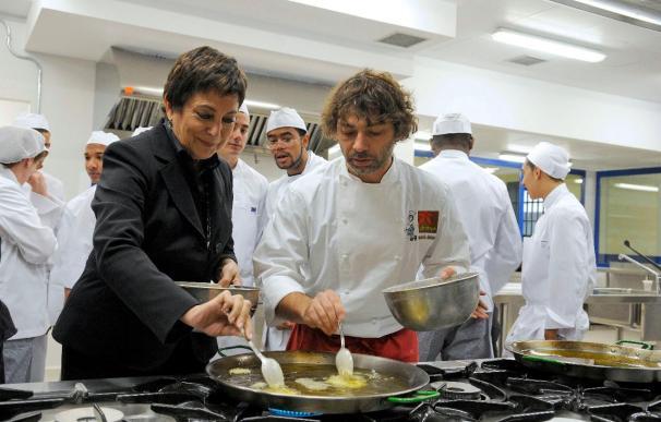 """El cocinero Andrés Madrigal propone una """"Alta cocina low cost"""""""