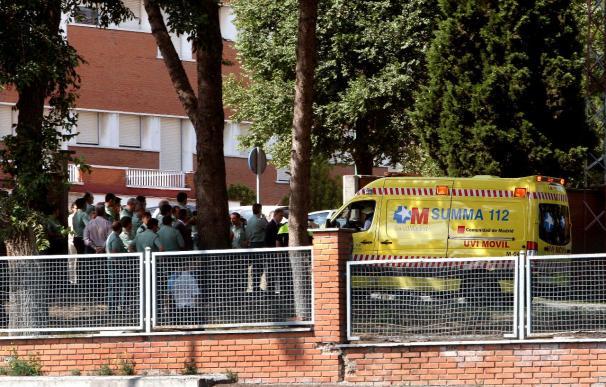 El guardia civil de Valdemoro ha fallecido mientras se impartía una clase de explosivos