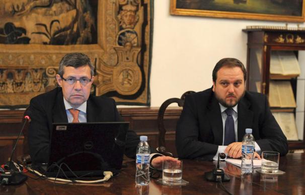 Caja Extremadura confirma contactos con otra cajas, pero elude dar nombres