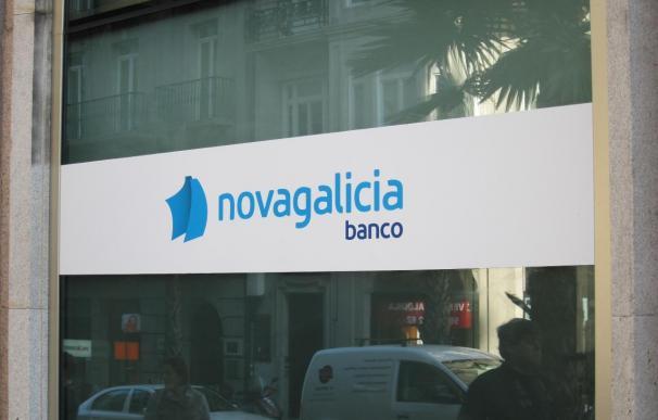 Novagalicia Banco pierde 1.399 millones en el primer semestre tras destinar 1.638 a saneamiento