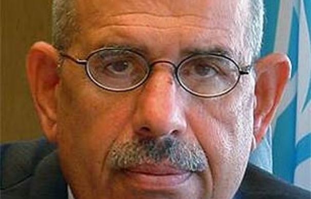 Mohamed El Baradei, ex director del Organismo Internacional de Energía Atómica