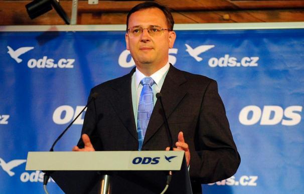 Los partidos centro-derecha checa ganan elecciones