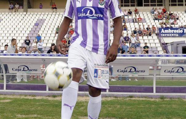 """El Real Valladolid abre expediente a """"Pelé"""", que es apartado de los entrenamientos"""