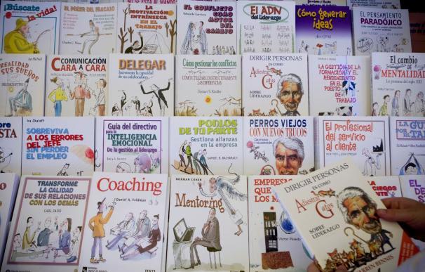 La Feria del Libro de Madrid venderá descargas de libros electrónicos