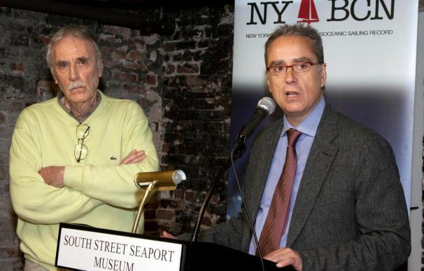 La vela y el olimpismo español centran una exposición fotográfica en Nueva York