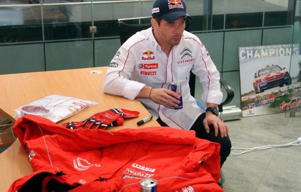 Loeb busca su primera victoria en Jordania para distanciar a Hirvonen
