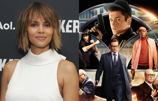 Halle Berry será la directora de la CIA en Kingsman 2