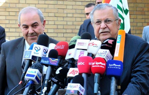 El presidente de Irak se reúne con el ganador de las elecciones y pide formar un gobierno no sectario