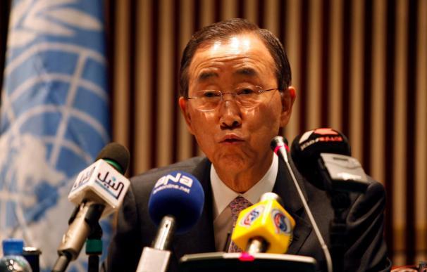 """Ban pide a los países que respalden el """"ambicioso"""" plan de ayuda de 3.900 millones de dólares"""