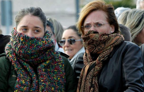 Un nuevo frente frío bajará los termómetros en Semana Santa