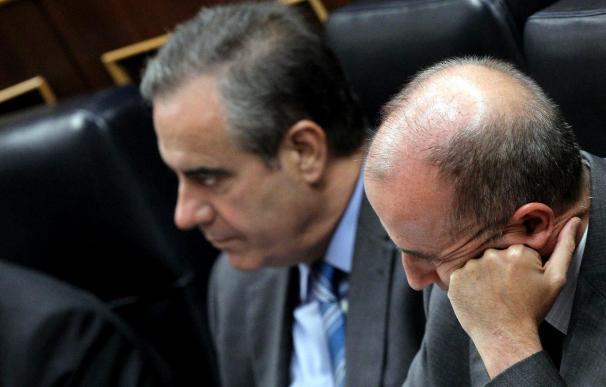 Corbacho acusa al PP de que cuando gobernó sólo subió las pensiones el IPC