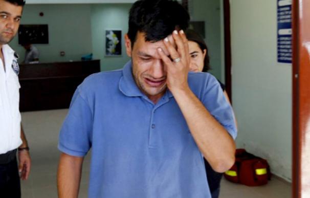 Abdullah Kurdi, father of three-year old Aylan Kur