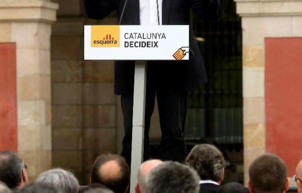 Puigcercós dice que Cataluña tendrá que buscar su legalidad tras la sentencia
