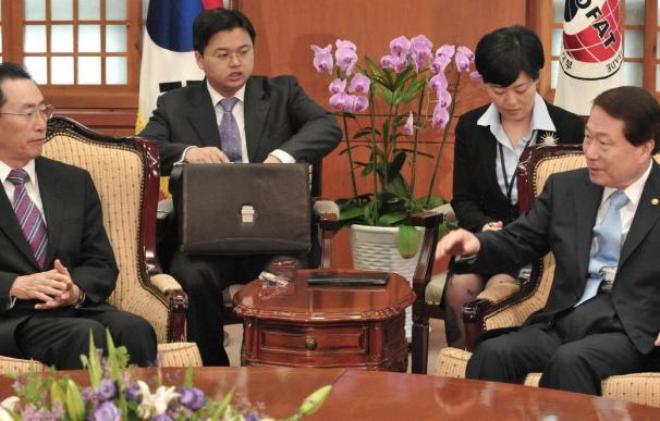 Negociador chino se reúne en Corea del Sur en plena crisis con Pyongyang