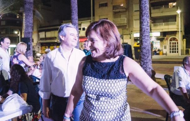"""Bonig advierte que """"la cuenta atrás ha comenzado"""" para el Consell mientras """"Puig está en sus líos y Oltra de vacaciones"""""""