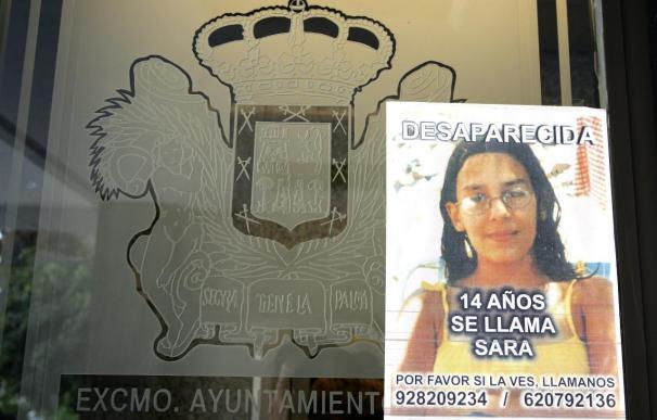 Hallan restos de huesos en un pozo donde buscaban a Sara Morales