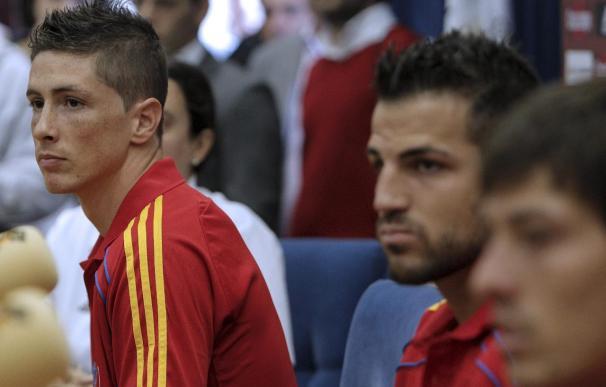 """Torres dice que España se ha ganado """"a pulso ser los favoritos"""""""