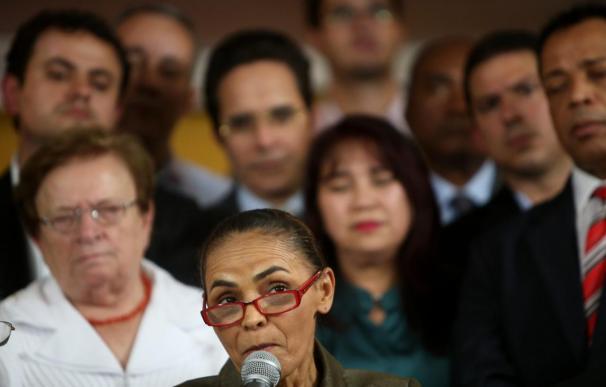 Marina Silva vuelve a ser candidata presidencial, ahora con los socialistas