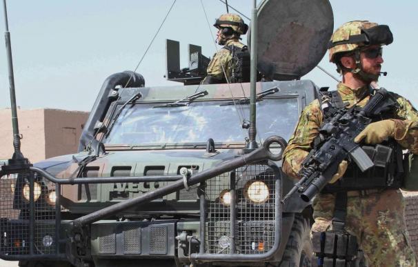 Mueren cuatro soldados de la ISAF en dos explosiones en Afganistán