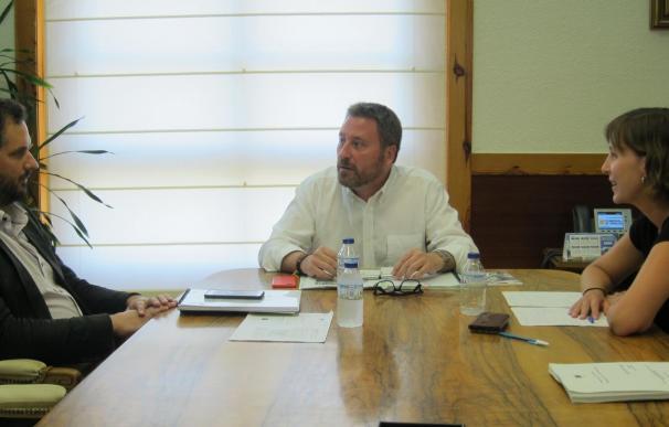 El Gobierno de Aragón propone al Ayuntamiento de Zaragoza que la línea 2 del tranvía sea un tren-tram