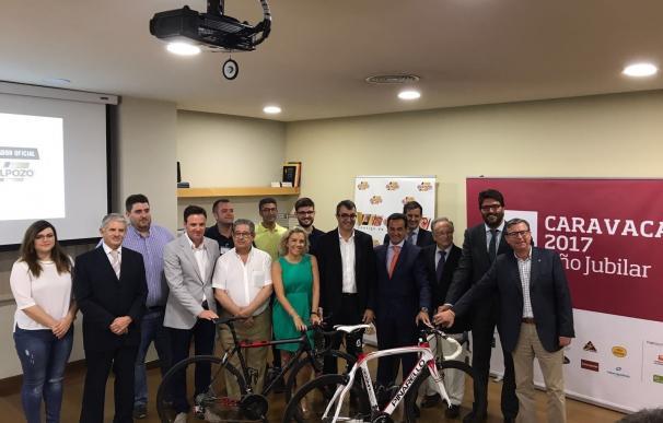 La Vuelta Ciclista a España regresa a la Región de Murcia