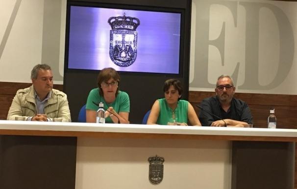 El Principado, Oviedo y la Fundación Albéniz entregan vivienda pública y ofrecen orientación a cinco personas sin hogar