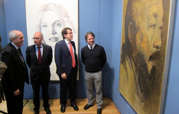 Los rostros de Hollywood posan para la nueva exposición del salmantino Ángel Luis Iglesias