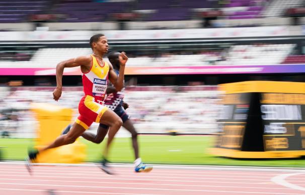 Deliber Rodríguez, bronce en 400 metros en el Mundial de atletismo paralímpico
