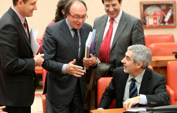 """El PSOE cree que habrá un """"alto"""" acuerdo en las enmiendas sobre la reforma laboral"""