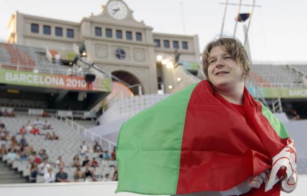 Ostapchuk y Mikhnevich dan a Bielorrusia un doblete en peso