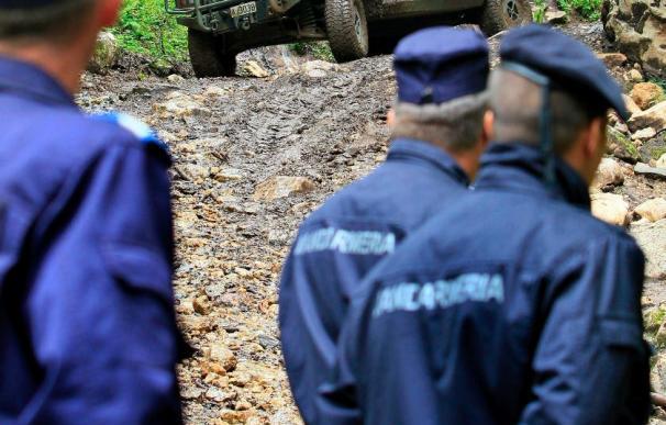 Localizan restos humanos en el área donde se estrelló el helicóptero israelí en Rumanía