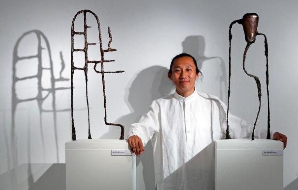 El IVAM acoge la primera exposición en Europa del artista chino Wang Xieda